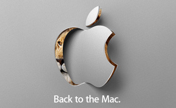「Back to the Mac.」